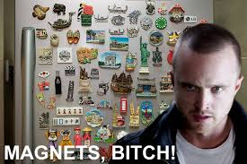 Magnets Bitch Meme - the supercut of every time jesse pinkman has said bitch is finally
