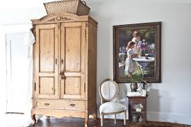 Farmhouse Armoire My Finds From Ruby Lane Cedar Hill Farmhouse