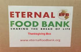 thanksgiving food box 15 lbs eternal food ministry