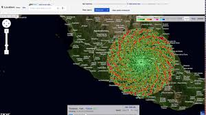 Weather Map New Mexico by Huge Spiral Over Mexico Haarp Youtube