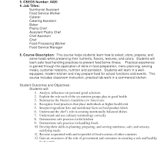 culinary resume templates resume template sle of chef culinary templates free photos