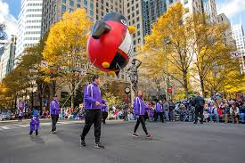 we this tradition the annual thanksgiving day parade