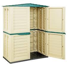 Plastic Outdoor Storage Cabinet Cabinet Outdoor Storage Childcarepartnerships Org
