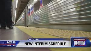 septa s new interim regional rail schedules now in effect story