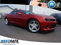 2014 dodge camaro pre owned 2014 chevrolet camaro ss 2d coupe in plainfield