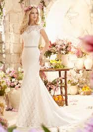 morilee bridal madeline gardner romantic poetic lace wedding dress