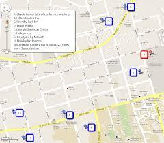 Hartsfield Jackson Map Eluna 2013 Meeting U2013 Local Information U2013 Eluna