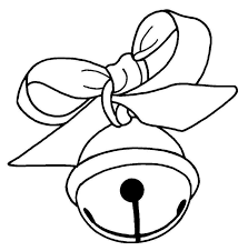 christmas bells coloring pages u2013 festival collections