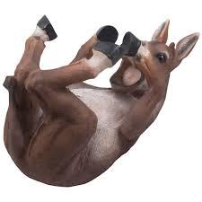 amazon com drinking donkey wine bottle holder statue or