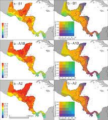 Rainfall Map Usa by Mesoamerica South Mexico Page 2 Mesoamerica Region Maya Maps