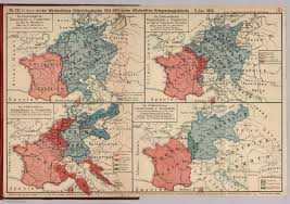 Map Of World War 1 by World War I Map German Nr 221 Military Events January 3