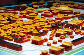 Forbidden City Floor Plan by The Forbidden City Project Is Completed Leapfrog 3d Printers