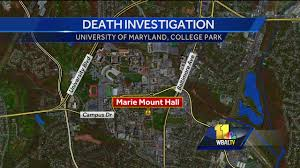 Umd Campus Map Death Investigation Underway At Umd