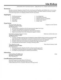 social work resume examples psychiatric social worker cover