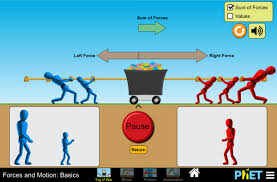 forces and motion basics force motion friction phet