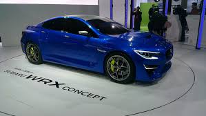 subaru sports car wrx new york international auto show u2013 g style magazine u2013 subaru wrx