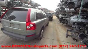 parting out 2005 volvo xc90 stock 7011bl tls auto recycling