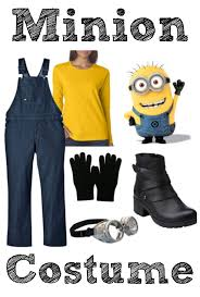 203 Best Frugal Halloween Ideas Images On Pinterest Halloween Minion Costume Minions Halloween Costume