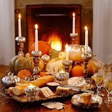 create your own ambience easy thanksgiving centerpieces stylish