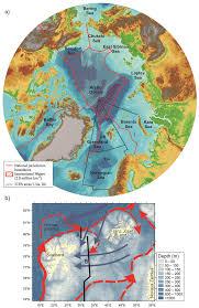 Arctic Ocean Map Lis Lindal Jørgensen Phd Institute Of Marine Research In