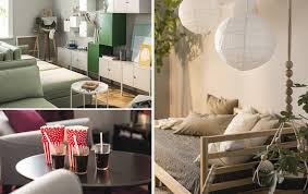 Ikea Home Interior Design 1 Living Room 3 Styles