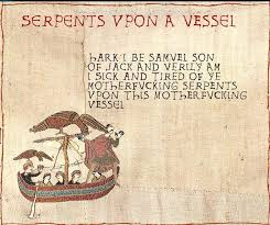 Bayeux Tapestry Meme - image 19696 tapestry meme and memes