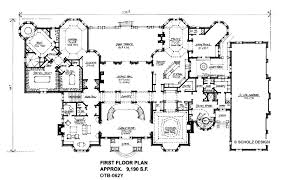 luxury floor plans an amazing mansion luxury home plan mega