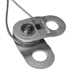 superwinch atv trailer and utility swing away pulley block