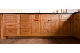 canadian wood craftsman oak kitchen cabinets in mission and arts