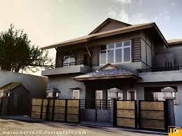 Home Exterior Design In Delhi by House Exterior Design Shoise Com