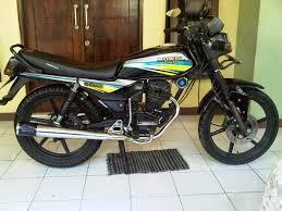 honda gl spesifikasi honda gl pro black engine u2013 si hitam powerfull motor tuo