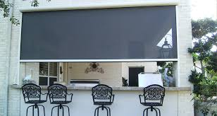 Roll Up Sun Shades For Patios Roller Shades Sun Safe Window Treatments Sun Safe Window