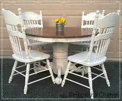 my refinished dining room table