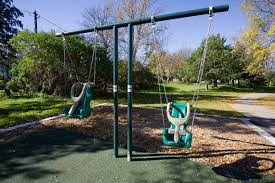 handicap swing meadow park city of stewartville minnesota