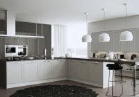 buffet cuisine noir cuisine noir et grise lovely 25 impressionnant cuisine d design de