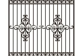 modern wrought iron window grill design ornamental iron