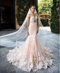 laced wedding dresses 34 gorgeous lace wedding dresses