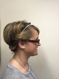 headband roll you wanted to put your hair up in a headband roll but didn t