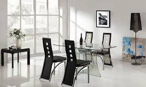Surprising Glass Dining Table And Chairs Clearance  In Dining - Clearance dining room chairs