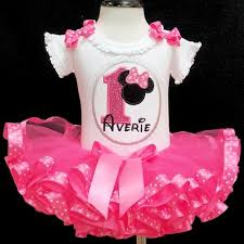 1st birthday tutu pink cameo minnie mouse 1st birthday tutu birthday tutu