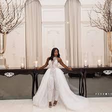 wedding dress jumpsuit must i wear a wedding dress for my wedding see