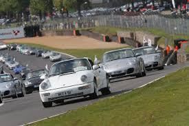 british racing green porsche brands hatch festival of porsche