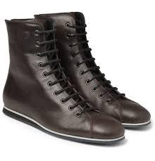 tod u0027s no code men u0027s rubber sole leather boxer boots cool men u0027s shoes