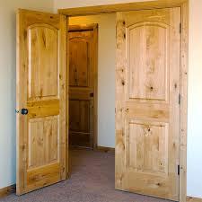 Knotty Pine Interior Doors Wood Interior Doors Centralazdining