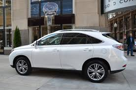 2013 lexus suv hybrid review 2013 lexus rx 350 stock b834bb for sale near chicago il il
