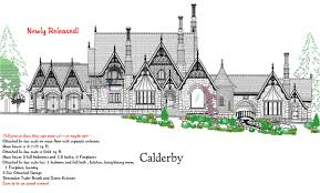Tudor Style House Plans Storybook Cottage House Planshobbit Huts To Cottage Castles
