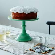 jadeite glass cake stand on food52