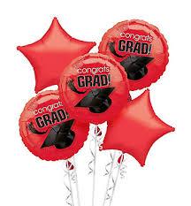 graduation balloons u0026 balloon decorations party city