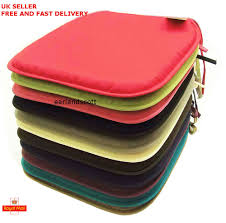 dining chair cushions with ties uk cushions decoration cushions for chairs ruby plaid jumbo rocking chair cushion seat pads plain coloured kitchen dining room tie chair cushion cushions chairs canada