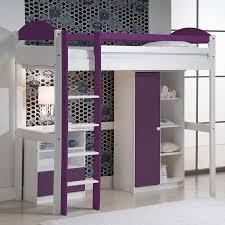 lit mezzanine avec bureau pour ado beau chambre ado fille avec lit mezzanine avec cuisine lit enfant